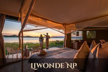 accommodatie Liwonde