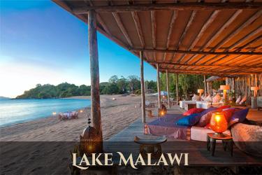 accommodatie Lake Malawi