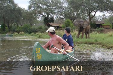 Malawi groepssafari